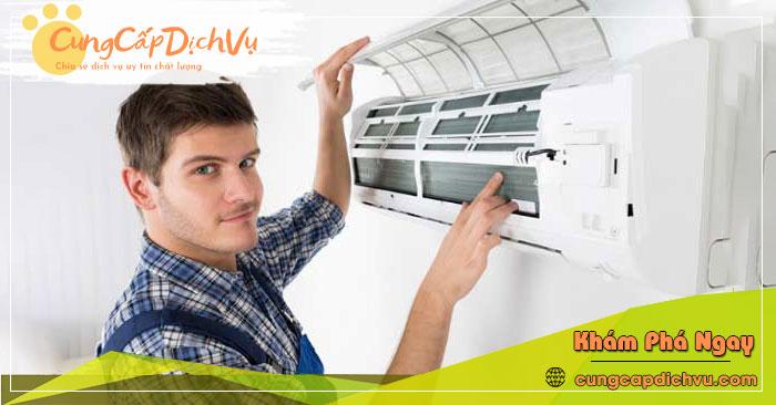 Dịch vụ sửa chữa bảo trì tháo lắp máy lạnh tại nhà ở Bà Rịa-Vũng Tàu
