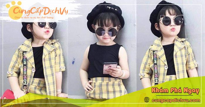 Xưởng may bỏ sỉ quần áo trẻ em giá sỉ tại Quận 8 Hồ Chí Minh