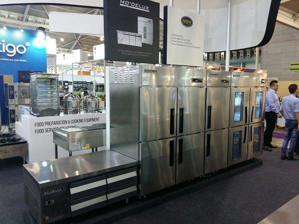 Tủ lạnh công nghiệp cho nhà hàng