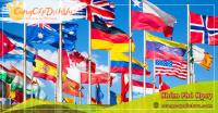 Xưởng may & in ấn cờ vải theo yêu cầu giá rẻ tại thành phố Hải Phòng