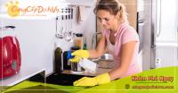 Dịch vụ dọn dẹp vệ sinh nhà cửa, văn phòng theo giờ trọn gói tại Vĩnh Phúc