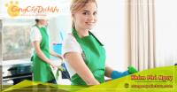 Dịch vụ dọn dẹp vệ sinh nhà cửa, văn phòng theo giờ trọn gói tại Phú Yên