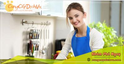 Dịch vụ dọn dẹp vệ sinh nhà cửa, văn phòng theo giờ trọn gói tại Quảng Ninh