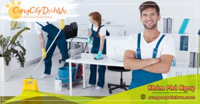 Dịch vụ dọn dẹp vệ sinh nhà cửa, văn phòng theo giờ trọn gói tại Yên Bái