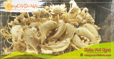 Mua bán Lá Đinh Lăng khô, củ đinh lăng điêu khắc ngâm rượu tại Tuyên Quang