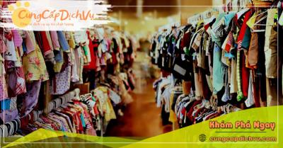 Xưởng may bỏ sỉ quần áo trẻ em giá sỉ tại Sóc Trăng