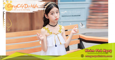 Xưởng may bỏ sỉ quần áo trẻ em giá sỉ tại Sơn La