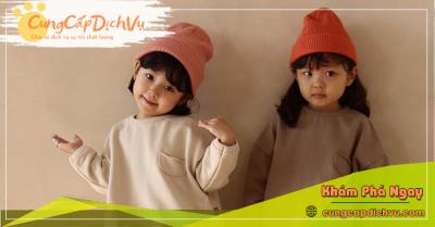 Xưởng may bỏ sỉ quần áo trẻ em giá sỉ tại Thừa Thiên Huế