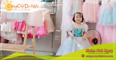 Xưởng may bỏ sỉ quần áo trẻ em giá sỉ tại Vĩnh Long