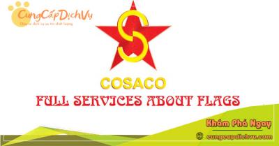 Công ty TNHH Cờ Sao - Cosaco