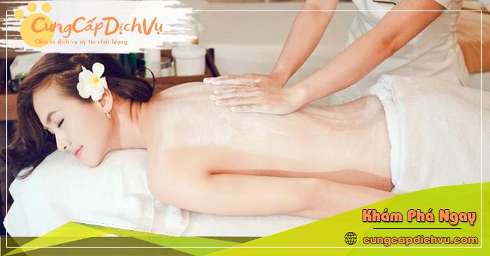 Dịch vụ spa massage làm đẹp theo yêu cầu tại Hà Nội